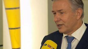 """Klaus Wowereit im n-tv Interview: """"BER ist eine herbe Niederlagen"""""""