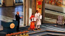 An die Spitze Pakistans: Malala will Ministerpräsidentin werden