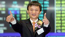 Vom Arbeitslosen zum Milliardär: Alibaba-Gründer Jack Ma ist reichster Asiate