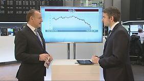 n-tv Zertifikate: Ölpreis stürzt ins Bodenlose
