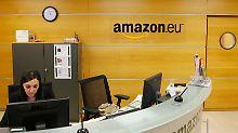 Amazon zahlt nun in vier Ländern: EU prüft Mindestsatz für Steueroasen