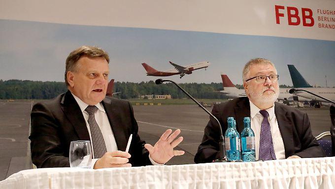 Neuer Eröffnungstermin verkündet: Mehdorn pocht auf Erweiterung von Hauptstadtflughafen BER