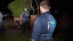 Radikalisierung in Australien: Anti-Terroreinsatz verhindert Schlimmstes
