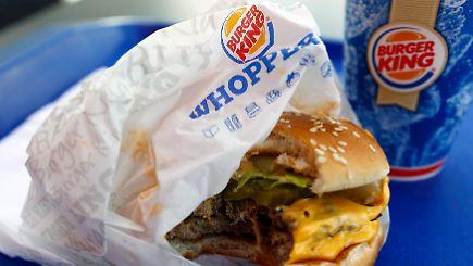 insolvenzantrag zur ckgezogen burger king filialen sind gerettet n. Black Bedroom Furniture Sets. Home Design Ideas