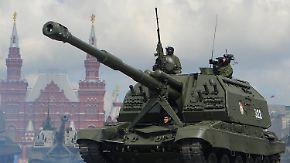 Studie zur Rüstungsindustrie: Russland verkauft 20 Prozent mehr Militärgüter