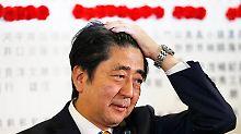 Person der Woche: Japan wählt: Atomkraft, ja bitte!