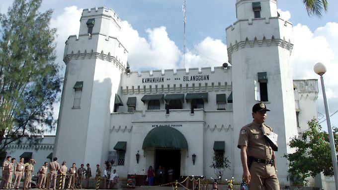 Hinter den Mauern des Bilibid-Gefängnisses mangelte es den philippinischen Drogenbossen an nichts.