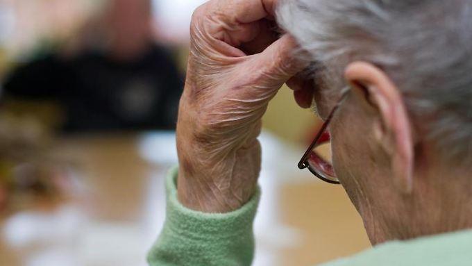 Unter den Rentnern gibt es seit 2006 den rasantesten Anstieg an Armut.