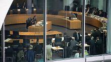 Edathys Aussage belastet besonders den SPD-Bundestagsabgeordneten Michael Hartmann und den früheren BKA-Chef Jörg Ziercke.