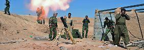 Nach mehr als 50 Luftangriffen: Kurden erobern Gebiete von IS-Terrormiliz