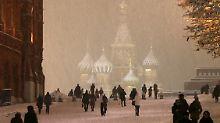 Devisenreserven schmelzen: Wie flüssig ist Russland?