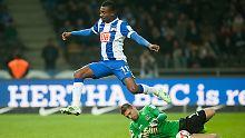 """Man sollte mich besser behandeln"": Kalou sorgt für Ärger bei Hertha BSC"