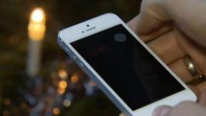 Erst Familie, dann Facebook: Weihnachten offline - für viele eine Herausforderung