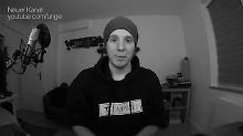 Simon Unge schließt seine Youtube-Kanäle.