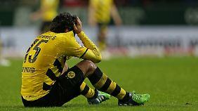 Die Highlights des 17. Spieltages: Dortmund bleibt im Keller, Bayern feiert Rekorde