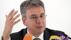 """Kartellamtschef Mundt: """"Die hohen Bußgelder sind effizient und bieten genug Abschreckung"""""""