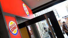 Vorbereitungen laufen auf Hochtouren: Burger King will 300 neue Filialen in Deutschland eröffnen