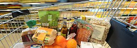 """""""Lage entspannt"""": Lebensmittelpreise sollen 2015 stabil bleiben"""
