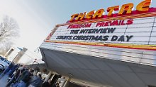 Auch nach der Kehrtwende verteidigt Sony den Filmstopp: Wegen Absagen von Kinos hätten sie keine andere Wahl gehabt.