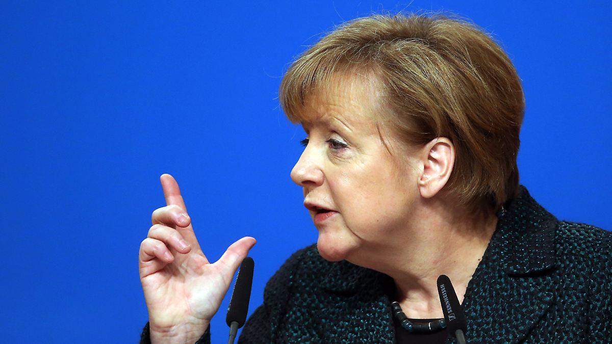"""""""Times"""" kürt Merkel zur """"Person des Jahres"""""""