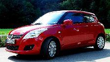 Suzuki Swift in Bildern: Kleiner mit Stil