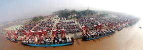Konjunkturdaten schwächeln: China droht geringstes Wachstum seit 1990