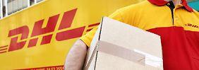 DHL expandiert in Asien und Afrika: Deutsche Post will weltweit zustellen