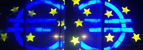 Tiefster Stand seit vier Jahren: Draghi redet und der Euro rutscht kräftig ab