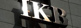 Überraschender Führungswechsel: IKB bekommt neuen Chef