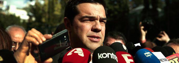 2006 wurde Alexis Tsipras mit 26 Jahren Stadtrat Athens, 2012 griechischer Oppositionsführer. Ende Januar könnte der Syriza-Chef die nächste Stufe erklimmen.