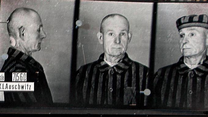 Mehr als 50.000 Häftlinge hat Brasse in Auschwitz fotografiert.