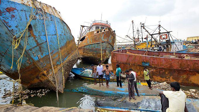 Zyklon Hudhud war 2014 das teuerste Einzelereignis für Rückversicherer.