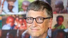 Bill Gates hat eine saubere Idee, die gleich mehrere Probleme lösen soll.