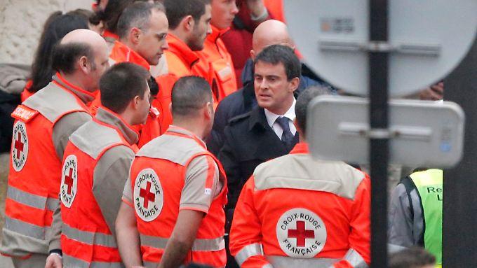 """Das Attentat am 7. Januar 2015 auf die Redaktion des Satire-Magazins """"Charlie Hebdo"""" ist nicht der erste seiner Art. Auch in der Vergangenheit gab es bereits Anschläge mit extremistischem Hintergrund in Paris."""