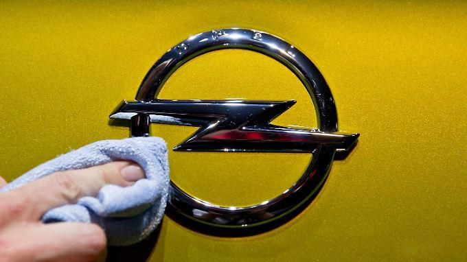 Der Opel-Blitz glänzt wieder mehr.