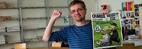 """Chefredakteur von """"Charlie Hebdo"""": Warum Stéphane Charbonnier ermordet wurde"""