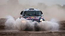 Zweiter Tagessieg bei Rallye Dakar: Al-Attiyah baut seine Führung aus