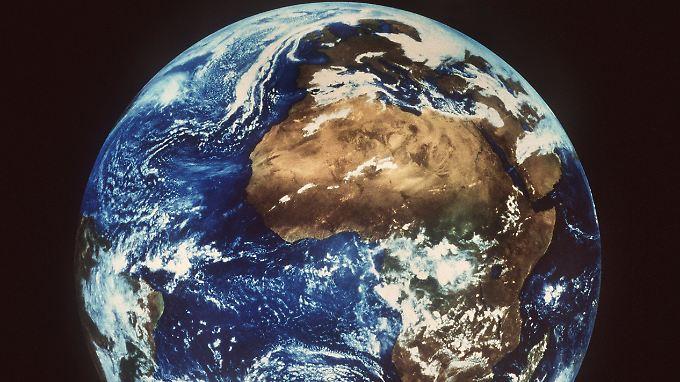 Satellitendaten helfen Klimaforschern, Veränderungen vorherzusagen.