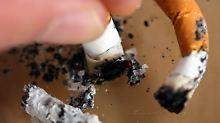 Nikotinabbau-Rate entscheidend: Manche Raucher können leichter aufhören