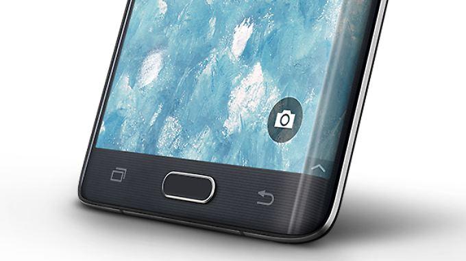 Kommt das Galaxy S6 auch in einer Edge-Version?