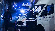 Anti-Terror-Operation in Belgien: Zwei Menschen sterben bei Polizei-Einsatz