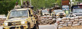 Niederlage für Dschihadisten: Nigerias Armee tötet 42 Boko-Haram-Kämpfer