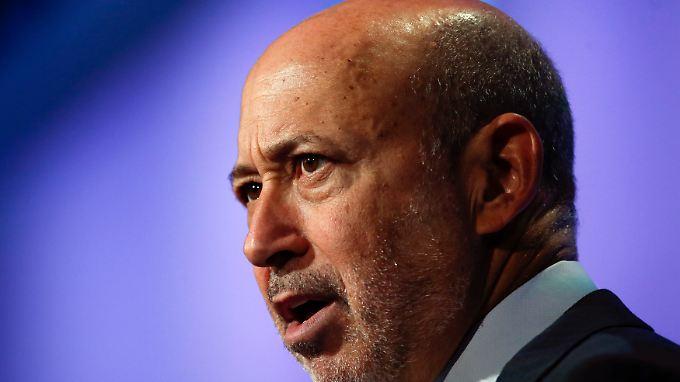 Goldman-Chef Lloyd Blankfein hat geschafft, woran die anderen gescheitert sind: die Erwartungen zu erfüllen.