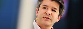 Partnerschaft mit EU-Städten: Uber-Chef verspricht Zehntausende Jobs