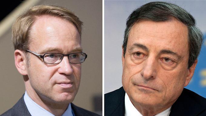 Zugeständnisse beim Anleihenkauf: EZB kommt Deutschland entgegen