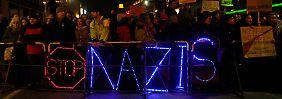 Für Vielfalt, Freiheit und Toleranz: Tausende Pegida-Gegner auf den Straßen
