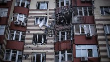Bilder der Zerstörung: Neue Gewaltwelle packt die Ostukraine