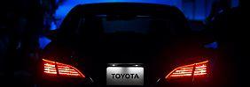 VW ist auf dem Weg zur Nummer Eins: Toyota verteidigt die Spitze