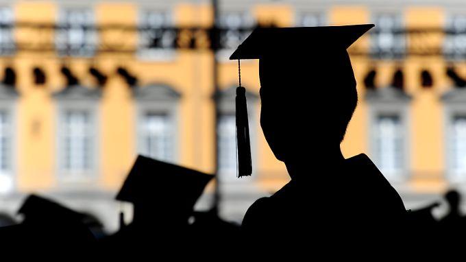 OECD rügt Deutschland: Höhere Bildung lohnt sich