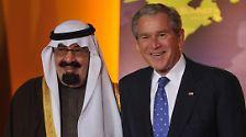 Abdullah traf regelmäßig die mächtigsten Staatsmänner der Welt, gerade in Zeiten, in denen der Nahe Osten wieder Kriegsschauplatz war.